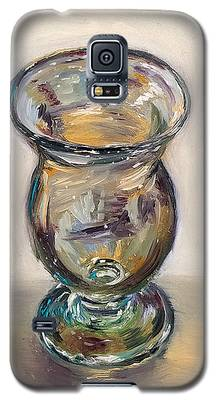 Glass Goblet Galaxy S5 Case
