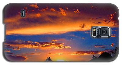 Glorious Sunset Galaxy S5 Case