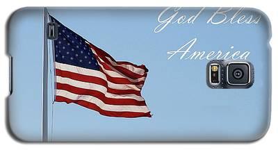 God Bless America Galaxy S5 Case