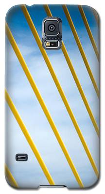 Golden Glow Of Tampa Galaxy S5 Case