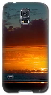 Gower Sundown Galaxy S5 Case