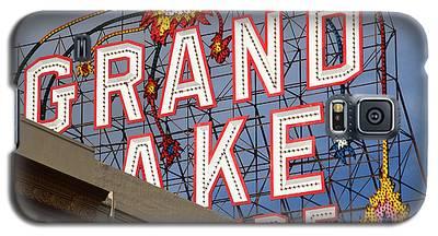 Grand Lake Theatre . Oakland California . 7d13495 Galaxy S5 Case