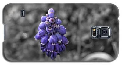 Grape Hyacinth Galaxy S5 Case