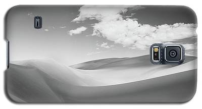 Great Sand Dunes National Park In Black And White Galaxy S5 Case