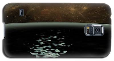 Green Planet Galaxy S5 Case