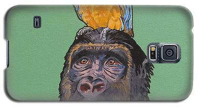 Gregory The Gorilla Galaxy S5 Case