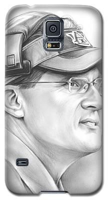 Gus Malzahn Galaxy S5 Case