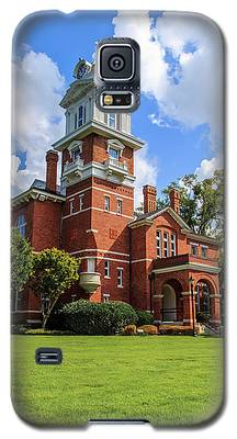 Gwinnett County Historic Courthouse Galaxy S5 Case