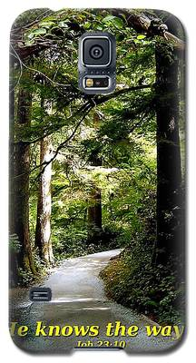He Knows The Way Galaxy S5 Case