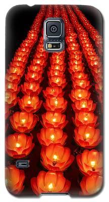 Healing Lights 1 Galaxy S5 Case