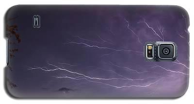 Heat Lightning Galaxy S5 Case
