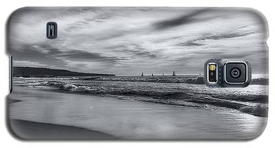 Hermosa Evening Black And White Galaxy S5 Case