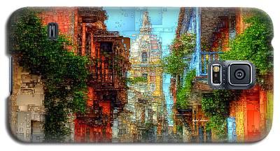 Heroic City, Cartagena De Indias Colombia Galaxy S5 Case