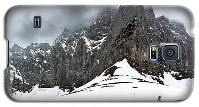 Hiking In The Alps Galaxy S5 Case