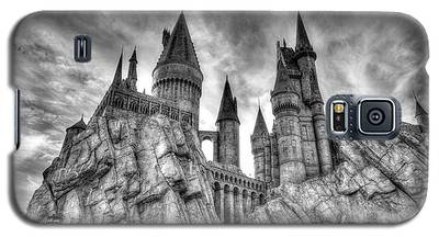 Hogwarts Castle 1 Galaxy S5 Case