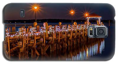 Holiday On The Docks Galaxy S5 Case