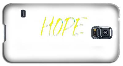 Hope Pineapples Galaxy S5 Case