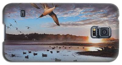 Humphrey Farm Pintails Galaxy S5 Case