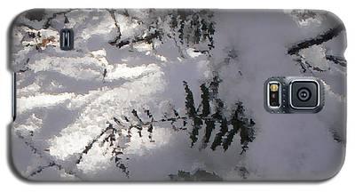 Icy Fern Galaxy S5 Case