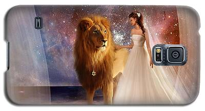 In His Presence  With Title Galaxy S5 Case