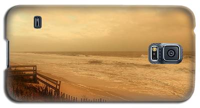 In My Dreams The Ocean Sings - Jersey Shore Galaxy S5 Case