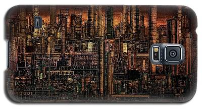 Industrial Psychosis Galaxy S5 Case