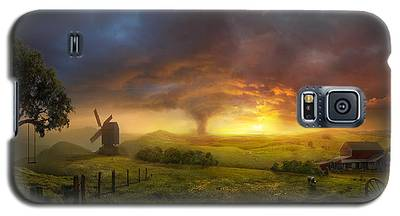 Landscapes Galaxy S5 Cases