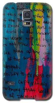 Inspiration From Warhol Galaxy S5 Case