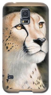 Intensity - Cheetah Galaxy S5 Case