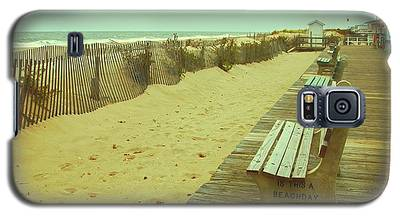 Is This A Beach Day - Jersey Shore Galaxy S5 Case