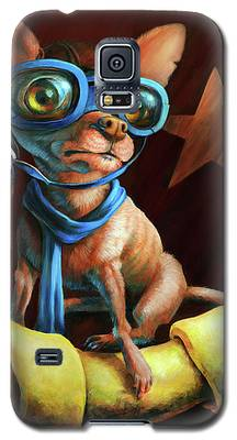 Chihuahua Galaxy S5 Cases