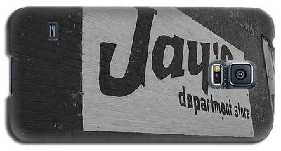 Jay's Department Store In Bw Galaxy S5 Case