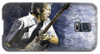 Eric Clapton Galaxy S5 Cases