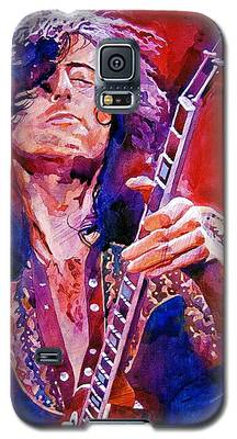 Led Zeppelin Galaxy S5 Cases