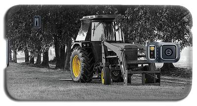 John Deere 620 In Selective Color Galaxy S5 Case