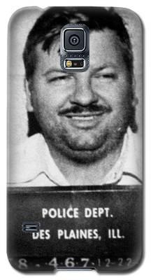John Wayne Gacy Mug Shot 1980 Black And White Galaxy S5 Case