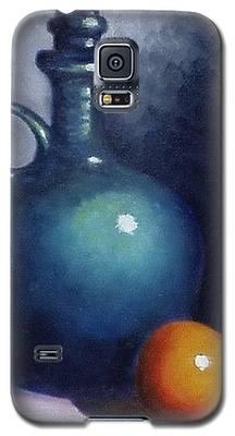 Jug And Orange. Galaxy S5 Case