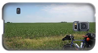 June Field Tourer Galaxy S5 Case
