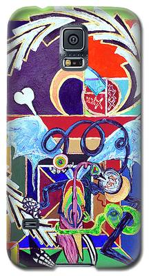 Just Me, Myself And Eye Galaxy S5 Case