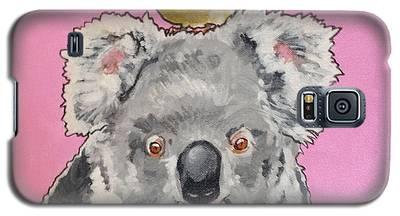 Kalman The Koala Galaxy S5 Case