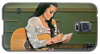Katy Perry Galaxy S5 Cases