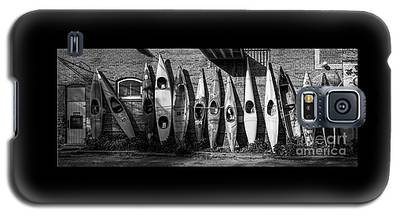 Kayaks And Canoes Galaxy S5 Case