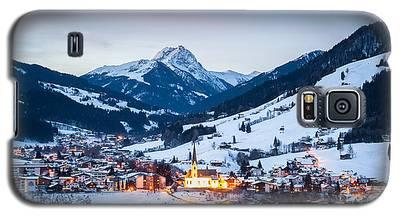 Kirchberg Austria In The Evening Galaxy S5 Case