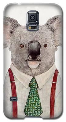 Koala Galaxy S5 Cases