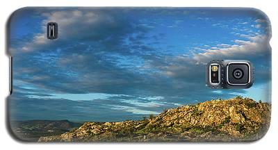 Kuipers' Peak In The Sun Galaxy S5 Case