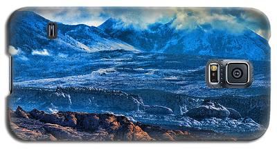 La Sal Mountains Arches National Park Galaxy S5 Case