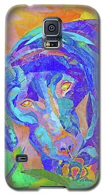 Laila The Lab Galaxy S5 Case