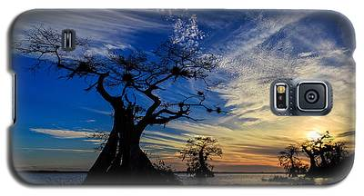 Lake Disston Sunset Galaxy S5 Case