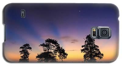 Lake Istokpoga Sunrise Galaxy S5 Case