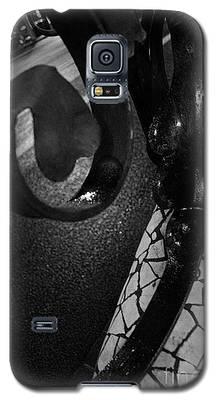 Lamppost Of Passeig De Gracia Galaxy S5 Case